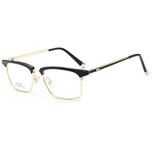 Highdas Hommes Femmes TR90 Lunettes Cadres / Décor lunettes / lunettes de mode X2