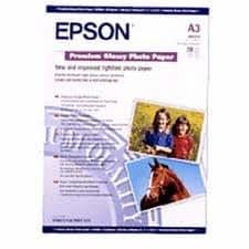 Epson S041315 Lot de 20 feuilles de papier photo A3
