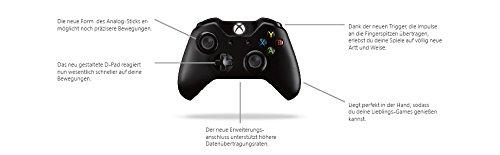 Microsoft - Mando Wireless - No Bluetooth (Xbox One)
