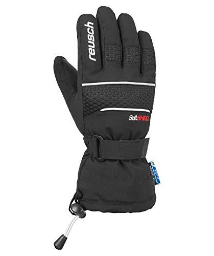 Reusch Jungen Ski-/Fingerhandschuhe Conner R-Tex® XT schwarz (200) 3,5 | 04060485038666