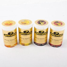 Peeroton Mineral Vitamin Drink, Johannisbeere, 300g