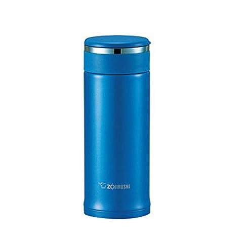 Tasse en acier inoxydable ZOJIRUSHI [360ml] bleu indigo SM-JB36-AJ (japon importation)