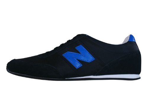 New Balance S410, Baskets mode mixte adulte Noir