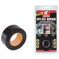 aquaforte pantalla Reparación Sets SFT-150101Reparación cinta 3m, Negro