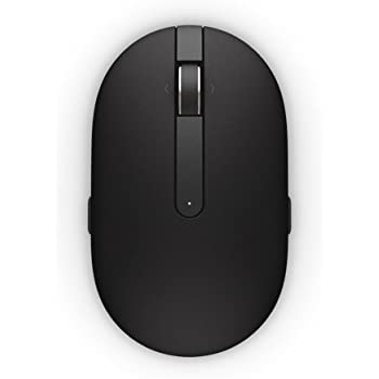 adc2b96b820 Dell WM326 Black Wireless Laser Mouse 1600 dpi Dell Part 570-AAMI (TWHRG)  Includes AA Battery (up to 18 months use)