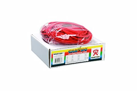 Cando 100ft Red Exercise Tubing