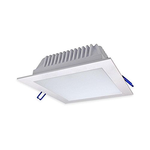 Downlight Led CRONOS KVADRATA SMALL 25W, Blanco cálido