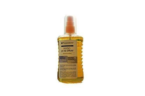 200 ml Spray De Protection Solaire LSF 50 haute UV-un - etUV-B - protection