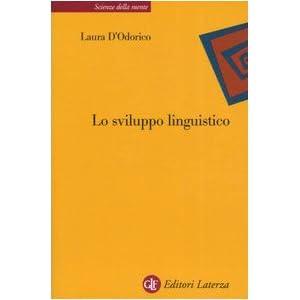 Lo sviluppo linguistico