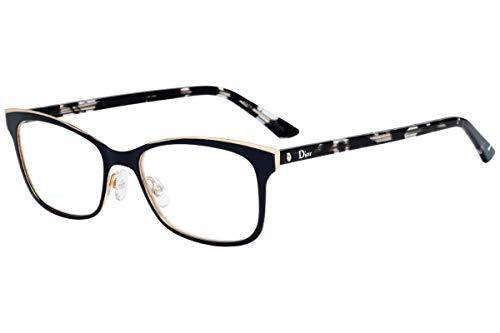 Dior Sonnenbrille Womens Mitte schwarz