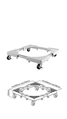 Transportroller Trolley Rollbrett für Waschmaschine, Kühlschränke ,Trockner und sonstige Haushaltsgeräte