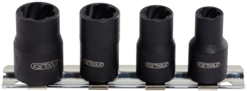 KS TOOLS 913 1450 - TOMAS TORSION ESTABLECIDOS  4PCS  1/4   8-13MM