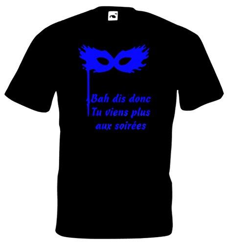 Steefshirts Herren T-Shirt Schwarz Schwarz Schwarz - Schwarz