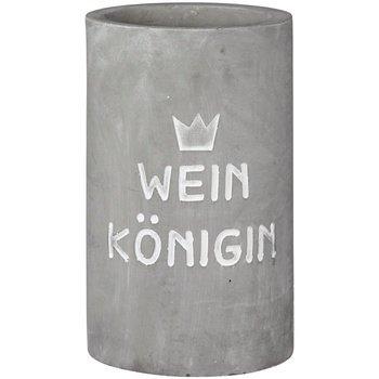 Räder - PET Vino - Beton - Weinkühler - WeinkönigIn Ø 14cm Höhe 21cm
