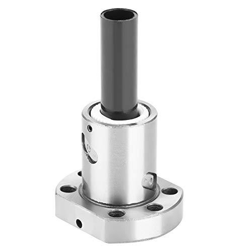 12mm Small Friction Bearing Steel Flanschkugelumlaufspindel mit Kugelumlaufmutter in der Werkzeugmechanik und Feinmechanikfür RM1605 SFU1605 Kugelumlaufspindel