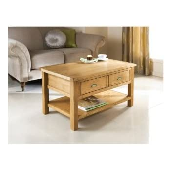 High Quality Wiltshire Oak Coffee Table