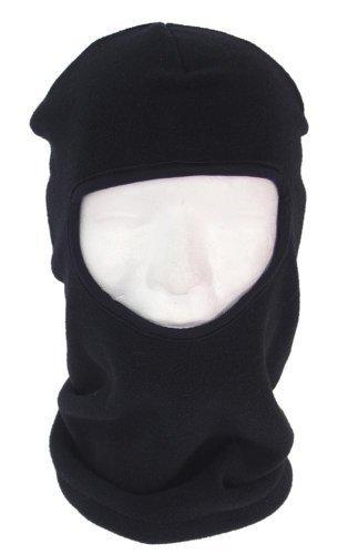 MFH 10908 Balaclava Skimaske Sturmhaube 1 Loch Ski-Maske Polyester-Fleece verschiedene Farben