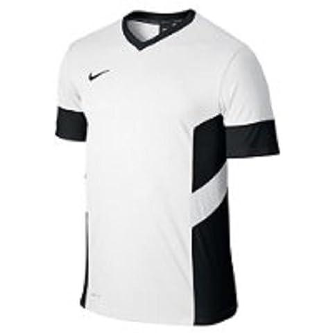 NIKE Academy 14Chemise manches courtes d'entraînement Top S Blanc - noir/blanc