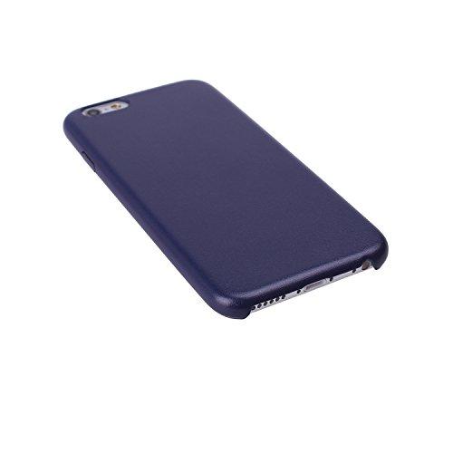 EKINHUI iPhone 5SE 5S Case; Sch¨¹tzende PC harte r¨¹ckseitige Abdeckung Fall mit Druckmuster + TPU Bumper f¨¹r iPhone 5SE, iPhone 5S (Ethnic Tribal Henna-Red) L-Blueblack