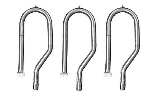Vicool hy10801(3er Pack) Ersatz für Select Edelstahl Brenner Gas Grill Modelle von MCM, Costco Kirkland, Nexgrill, Harris Hochtöner, Sterling Forge Hof, ° 25,082° Modell Grills