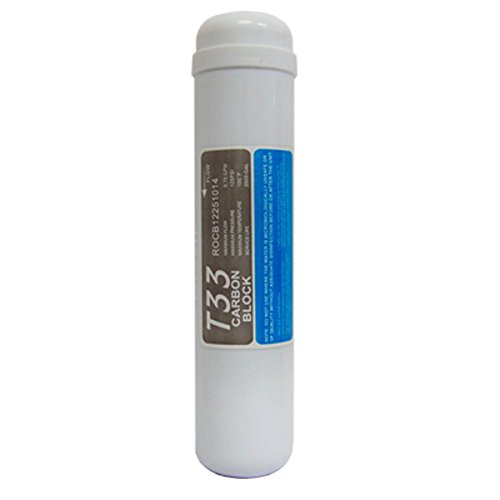 'In-Line Carbon Block Filter-in/out 1/4 FPT-2,5 X11-5Micron - Block-filter