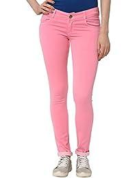 faeea3b4 Pinks Women's Jeans & Jeggings: Buy Pinks Women's Jeans & Jeggings ...