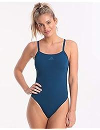f29a9164d463 adidas Perf Swim Inf+, Costume da Nuoto Donna, Legend Marine/Core Blue,