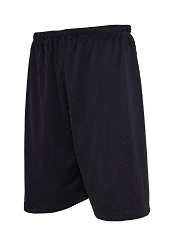 Urban Classics Bball Mesh Pantaloncino Blu Marino - Xxl