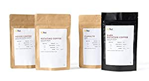 Pact Coffee Variety Pack | Gift Set - 4 x 100g Speciality Coffee Including Super Rare Micro-Lot