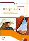 Orange Line 4 Ausgabe ab 2014 Workbook Lehrerausgabe mit Audio-CD und Übungssoftware Klasse 8
