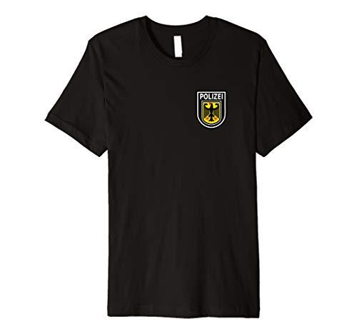 Polizei-T-Shirt - Polizeiuniform