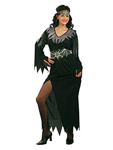 Kostüm Spinnenkönigin Halloween - Kostüm Spinnenkönigin Halloween für Damen