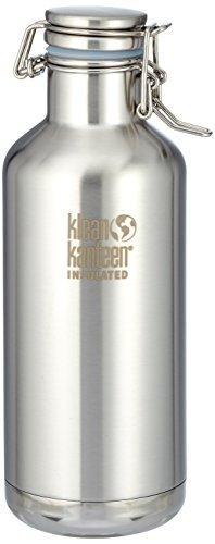 Klean-Kanteen-Bouteille-en-acier-inoxydable-avec-Swing-Lok-Casquette-Insulated-Growler-bross-stainless-946-ml-8020203