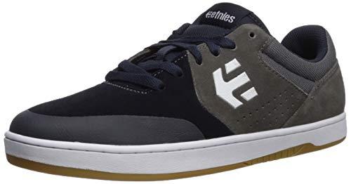 Etnies Marana Michelin Sneaker in Braun/Schwarz 4101000403 201, Blau - Marineblau/grau - Größe: 46.5 EU - Grau Wildleder Skate Schuh