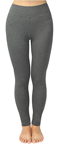 jogginghose damen sport Stretch Leggings grau Strumpfhosen jogging damen hose,L (Cord-stretch-leggings)