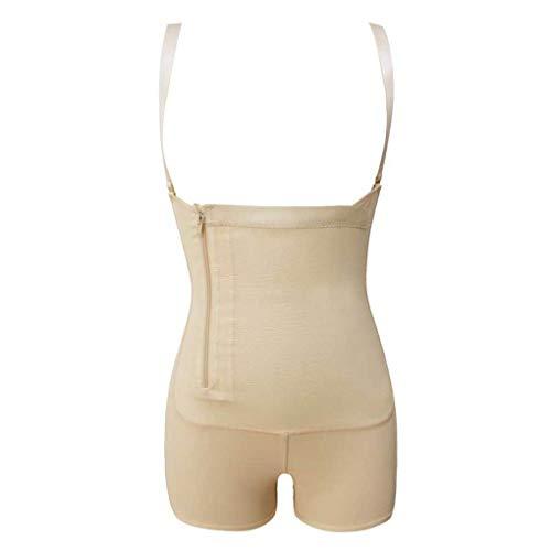 AYALY Frauen-voller Körper-Former, der Hüften-Vergrößerer-Taillen-Cincher-Unterbrust-Bodysuit abnimmt (Damen Cupid Kostüm)
