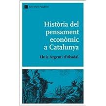 Història del pensament econòmic a Catalunya (Biblioteca d'Història de Catalunya)