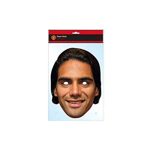 Radamel Falcao Mask - Manchester United