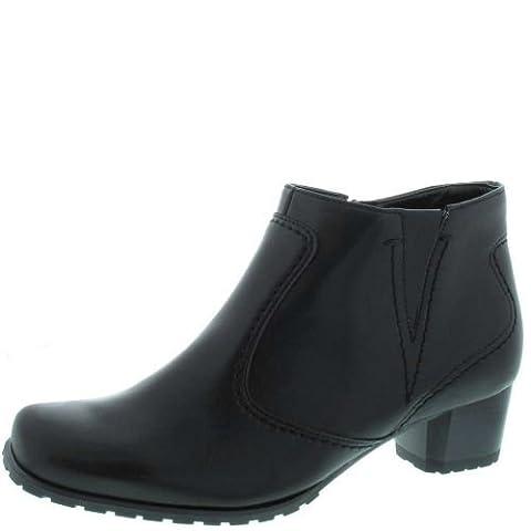 Jenny Genf-ST 22-61879-61 Größe 41.5 Schwarz (schwarz)