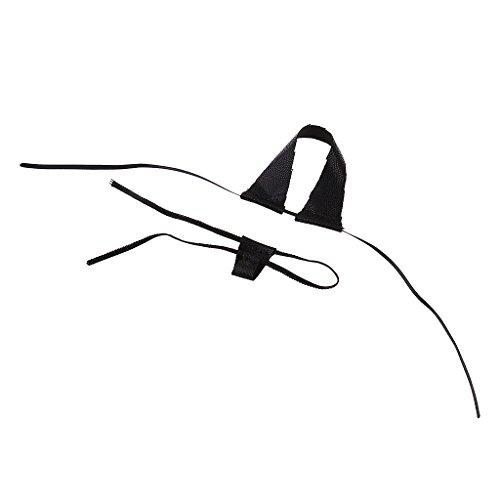 MagiDeal 1/6 Schwarz Bikini Unterwäsche Set für 12 Zoll Weibliche Action Figur, - Unterwäsche-set Puppenkleidung