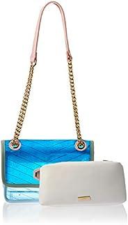 Aldo Flap Bag for Women, Polyurethane, Multi Color - MAPRANG8