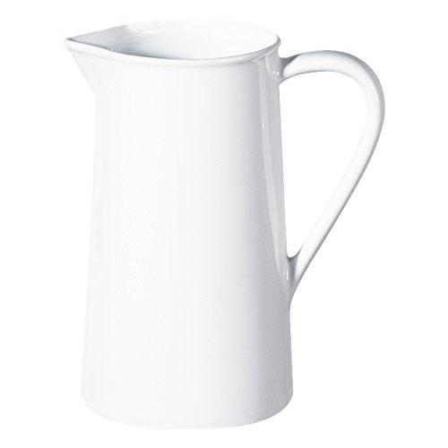 ASA 4729147 Pichet Porcelaine Blanc 20 x 13 x 20 cm