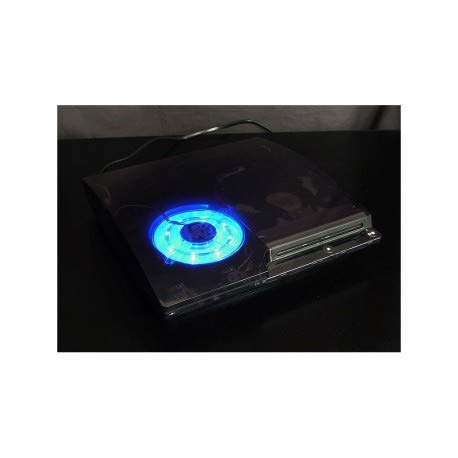 Third Party - Coque CyberBlack LED PS3 Slim - 0583215008851