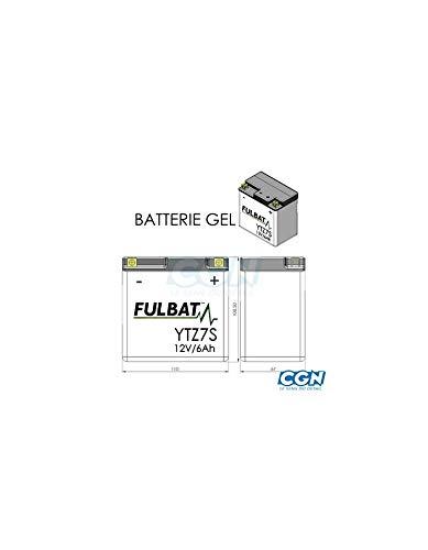 Batería de gel para moto BMW FULBAT