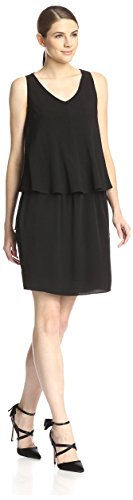 Carven Damen Technical Crepe Kleid - - 40