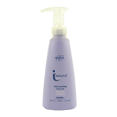 Indola - Innova Silver - rejuvenating balm - Haar Balsam Pflege - 2x200 ml - Rejuvenating Balm