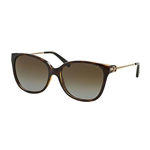 MICHAEL KORS mixte adulte Marrakesh Montures de lunettes, Noir (Dk Tortoise 3006T5), 57