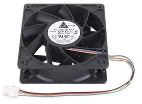 Ersatzteil: Fujitsu Fan DC PWM 120x38 w. Guard, SNP:A3C40089133 -
