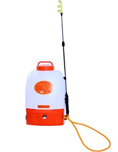 FUXTEC AD18 Akkusprüher Batteriesprüher Rückentragbar Akku-Druckspritze Sprüher