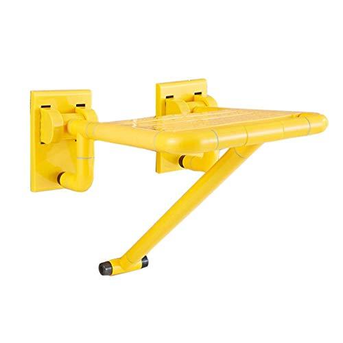 JLN-stool Faltbare Dusche Badhocker der Wand befestigter Dusche-Sitz für senioren Anti-Rutsch-Sicherheit Duschhocker Badezimmer Tragfähigkeits 300kg -